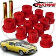 Prothane 7-1012 Camaro/Firebird Multi-Leaf Spring Eye&Shackle Bushing Inserts