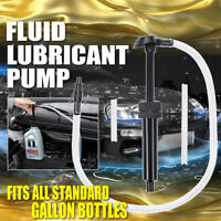 For Quart Gallon Lubricant Liquid Oil Transmission Fluid Transfer Pump Dispenser