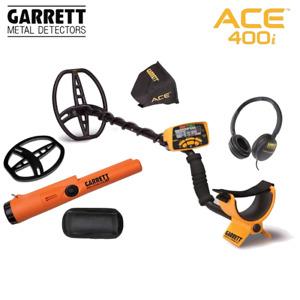 Garrett ACE 400i Metalldetektor + Garrett Pro Pointer AT