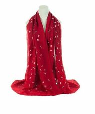 SCIARPA Donna London Fashion Union Jack Grande Maxi Sciarpa Collo Avvolgere PAREO BLU **