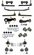 Chevy 2500 17 Piece Tie Rod Ball Joint + More  Front End Kit 1993-00 8600 lb GVW