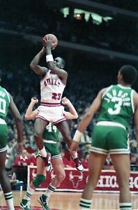 Michael Jordan 1984 Rookie Chicago Bulls Original Photo Color Negative 35MM