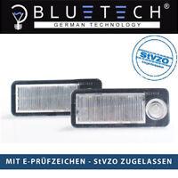 BLUETECH® LED SMD Kennzeichenbeleuchtung Kennzeichenleuchte für AUDI A6 S6