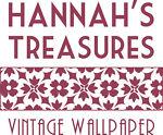 Hannahs Treasures Vintage Wallpaper