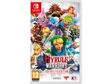 Videojuego Nintendo Switch Hyrule Warriors Definitive Edition