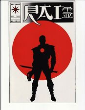 Rai #0 1st Full Appearance of Bloodshot 1992 Valiant Comics NM