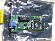 ATI 3D Xpert Rage Pro Turbo AGP graphics card 8MB SDRAM P/N 102-G0102-00
