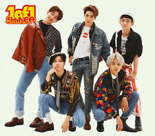SHINEE-[1 OF 1] 5th Album CD+POSTER+24p Booklet+72p Photo Book+Card K-POP Sealed