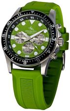 Strumento Marino Men's Watch SM124VR/VR Typhoon Collection Green UK POST FREE