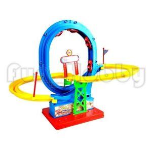Roller Coaster Mini Autodrome Electrical Toy