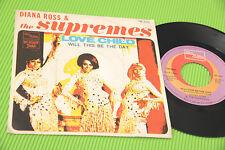 "SUPREMES 7"" LOVE CHILD ORIG ITALY 1968 EX !!!!!!!!!!! TOP TOP RARE"