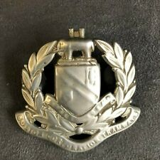 BOLTON CORPORATION TRAMWAYS BUS CAP BADGE