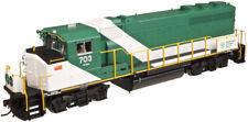 ATLAS  HO SCALE GO TRANSIT GP40-2(W) 10001421 ROAD # 703 DCC & SOUND