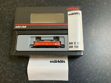 Marklin spur z scale/gauge. OBB Electric Locomotive. Rare