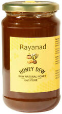 HoneyDew Honey, Unpasteurized 100% Raw Natural and Unfilltered from Rayanad