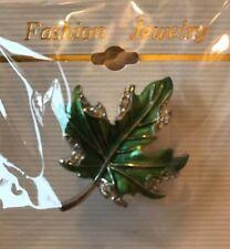 Leaf Pin New - Fashion Pin
