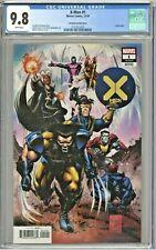 X-Men #1 CGC 9.8 Whilce Portacio Variant Cover Edition 1:25 Ratio Incentive