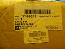 2010 Chevy Suburban Tahoe GMC Yukon Roof Mounted Cargo Box Carrier OEM 12499319