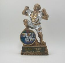 Poker , Card Game Trophy Award. Free Engraving.