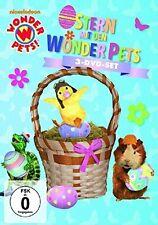WONDER PETS OSTER-TRIPLEPACK  3 DVD NEU JENNIFER OXLEY/JOSH SELIG/+