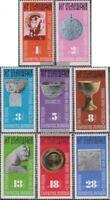 Bulgarien 2392-2399 (kompl.Ausg.) gestempelt 1974 Nationale Kunstgegenstände