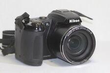Nikon COOLPIX L120 14.1MP Digital Camera Black