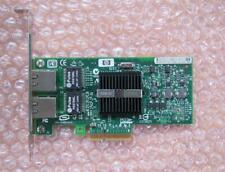 HP NC360T Dual-Port Gigabit Ethernet PCI-express Network Adapter 412651-001