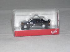 herpa 430654 Mercedes-Benz E 190 E 2,5 16V - schwarz metallic 1:87 NEU + OVP