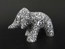 Elefant Keramik fat lava ära 50s 50er 60s 60er Elefantenfigur Design Entwurf mcm