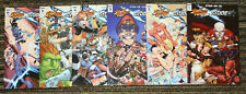 IDW Street Fighter X GI Joe # 1-6 COMPLETE SET - ALL As ALL 1sts