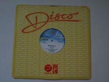 "FLB - Boogie Town b/w Space Lady 12"" 45rpm Vinyl Disco Single 1979"