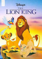 Lion King (Disney Book of the Film) by , Acceptable Used Book (Hardcover) FREE &