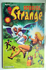 Comics Strange, Special Strange et Titans