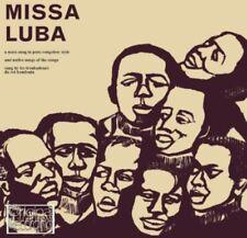 Missa Luba - Les Troubadours Du Roi Baudouin (2016, CD NEUF)