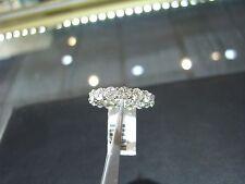 PLATINUM DIAMOND ETERNITY WEDDING BAND RING SIZE 7.0 NEW 5.25 CARATS 16 X 0.33