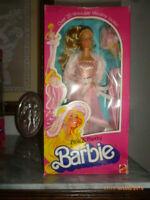 1981 Pink Pretty Barbie Fancy Fashion hawaiian superstar picture pretty house