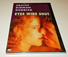Eyes Wide Shut Tom Cruise Nicole Kidman (Dvd, 1999) Stanley Kubrick New
