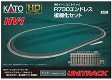 KATO 3-111 ECHELLE HO UNITRACK HV1 Externe track Ovale Set