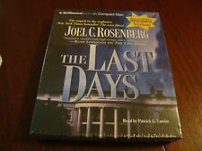 The Last Jihad: The Last Days 2 by Joel C. Rosenberg (2006, CD, Abridged) Sealed