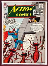 """DC_ACTION COMICS # 296_FN_(1963)_""""THE INVASION OF THE SUPER-ANTS!"""""""
