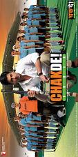 CHAK DE! INDIA Movie POSTER 11x17 Indian Shahrukh Khan Vidya Malvade Tanya Abrol
