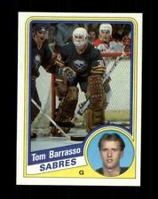 1984-85 Topps #14 Tom Barrasso RC (ref 104687)