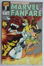 Marvel Fanfare #51 - Marvel Comics June 1990 VF- 7.5
