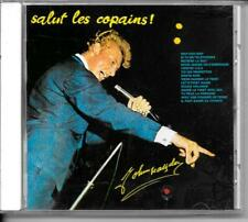 CD COMPIL 16 TITRES--JOHNNY HALLYDAY--SALUT LES COPAINS