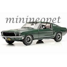 GREENLIGHT 12822 BULLITT 1968 FORD MUSTANG GT FASTBACK 1/18 STEVE MCQUEEN
