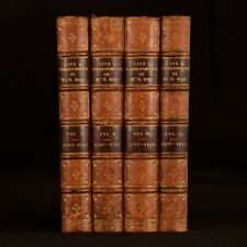 1834 4vols Memoirs of the Life and Correspondence of Mrs Hannah More Illustrated