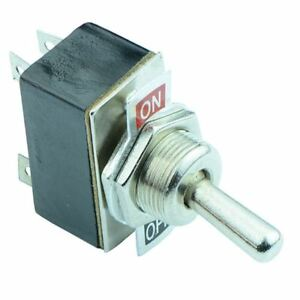 On-Off Toggle Switch SPST 2A