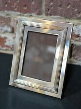 Gucci Sterling Silver Picture Frame