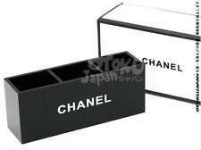 Chanel Acrylic Long Three Compartment Storage Box Brush Box Vip Gift