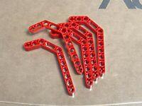Technical lego technik each 1x panels panel red nr.3 #64391 4 #64683
